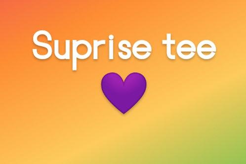 Surprise tee