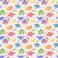 Rainbow Dino