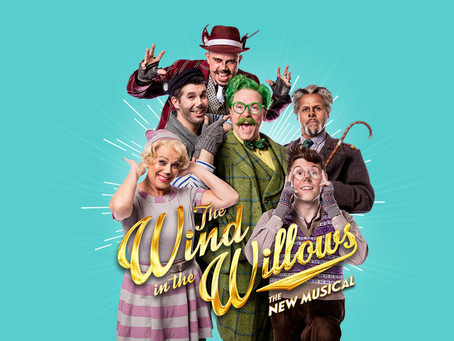 Free Musical to watch From Home!  Wind in the Willows the Musical Live at the London Palladium