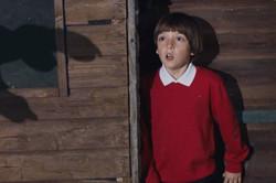 Benjamin in George Ad