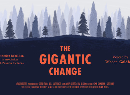The Gigantic Change 8AM  World Premier 5th June