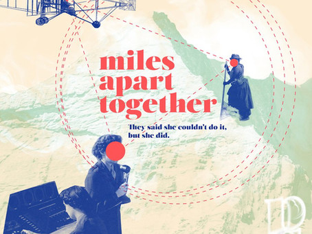 Miles Apart Together - Free Virtual Event this Thursday 16th July 7pm