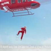 TK Maxx A White Christmas Advert 2017