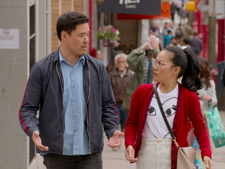 """Always Be My Maybe"" is a crazy  great Asian American movie –  thanks to ""Fresh Off the Boat"""