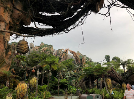 Summertime Destination: The Alien Moon of Pandora