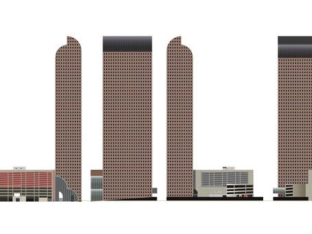 漫話科州|丹佛後現代建築大師的作品—富國中心