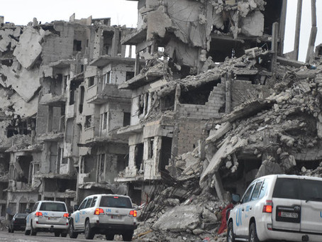 跨境援助生命線將關閉 敘利亞數百萬人等著挨餓