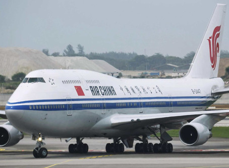 中國民航局:近期適度增加具備條件國家的航班