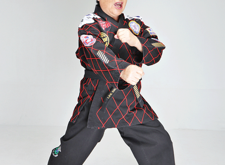 The incredible journey of Lee Soon Shaw: Inductee to the Korean Martial Arts Hall of Fame