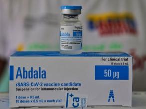 古巴國產疫苗效力高達92% 力拚WHO批准緊急使用