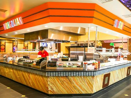 科州佔地面積最大的中餐自助——King Buffet