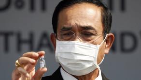 泰國會不信任案辯論 總理否認解散眾議院謠言