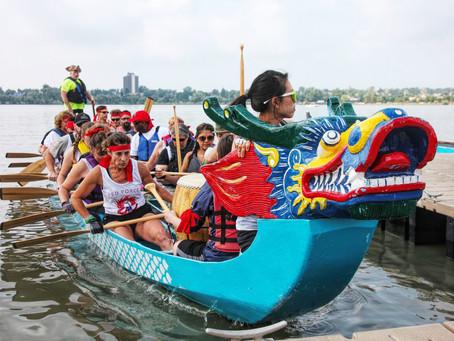 19th Annual Colorado Dragon Boat Festival