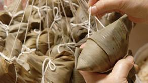 丹佛寺義賣——素粽