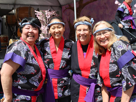 Gratitude Abounds from the 47th Annual Cherry Blossom Festival