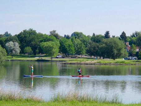 漫話科州| 那個被開鑿出來的湖和它的故事