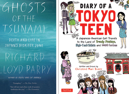 Fall Reading About Japan