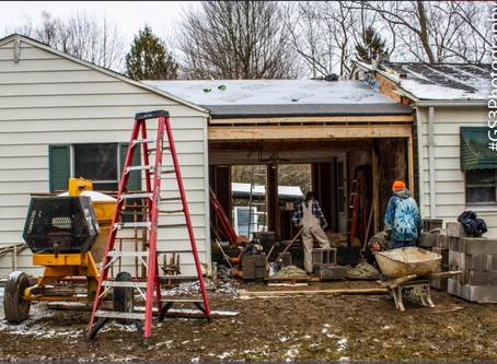 HLF Construction: Residential Remodeling Vs. Building a New Home - Budgeting