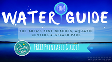 The Area's Best Beaches, Aquatic Centers & Splash Pads!