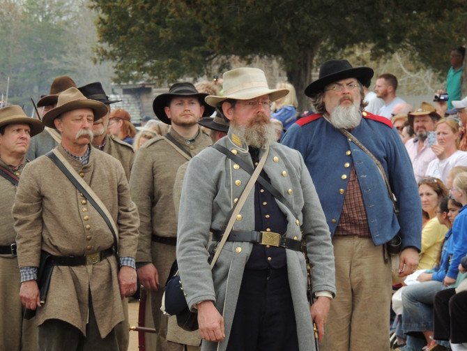 Weekend Fun for Tri-County Kids: Civil War Re-enactment, Big She-Bang, & Cave Tours September 23