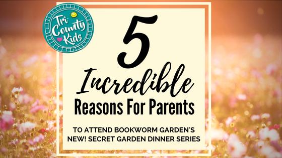 Bookworm Garden's Secret Garden Dinner Series: A Magical Night of Culinary Delights