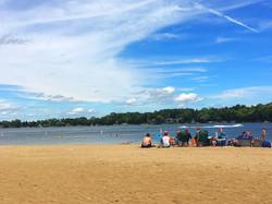 Lake View Beach