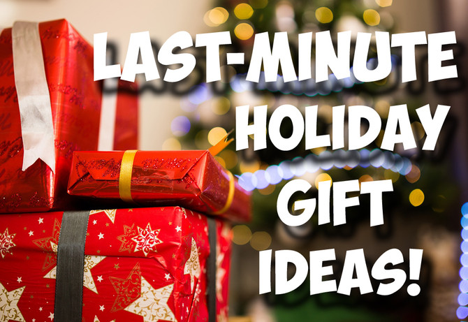 """""""Experience Gifts"""" - Local Fun For Holiday Gifts"""