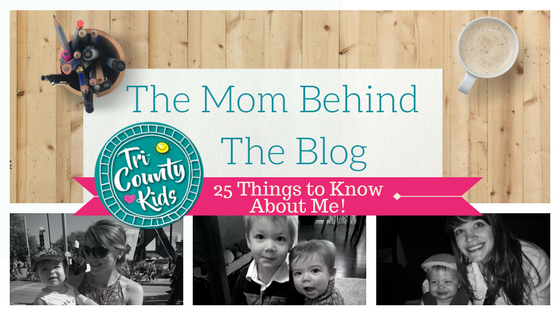 Get to Know Me! The Mom Behind the Blog!