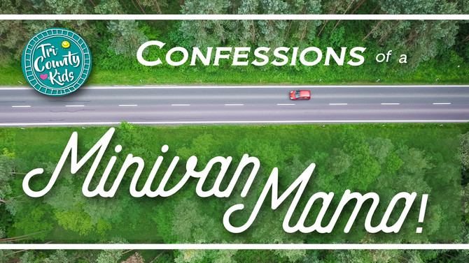 Confessions of a MiniVan Mama