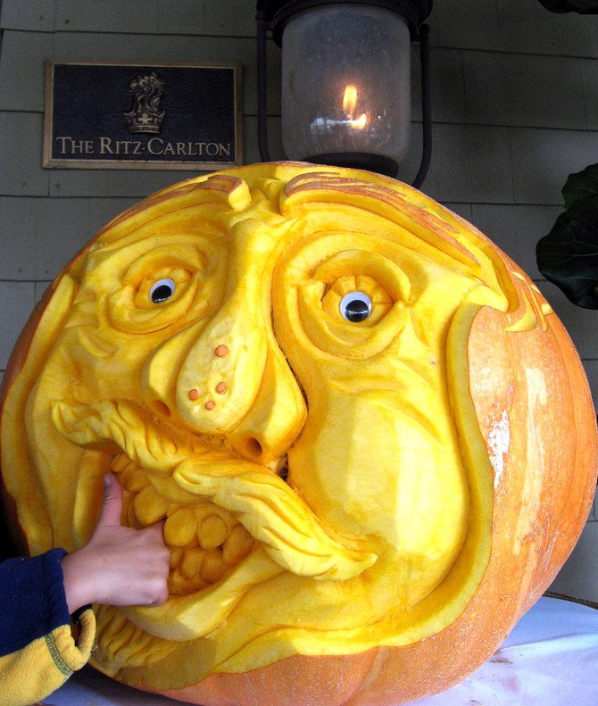 Weekend Fun for Tri-County Kids: Trunk 'n Treat, Ugly Pumpkins, & The Giver  October 14 - 16
