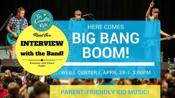 Big Bang Boom - Interview!!