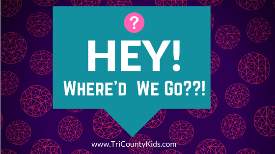 What's Happening with Tri-County Kids?!