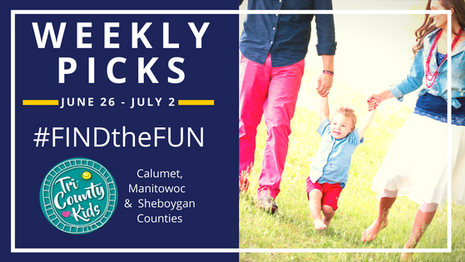 This Week: Carnivals, Canoe Races, Escape Room Escapades, Bike Rodeo's & More! June 26 - Jul