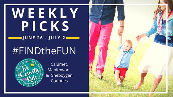This Week: Carnivals, Canoe Races, Escape Room Escapades, Bike Rodeo's & More! June 26 - Jul