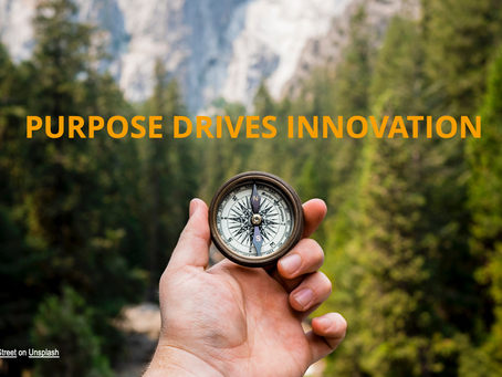 What's the Purpose of Your Innovation Efforts?