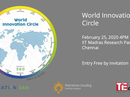 World Innovation Circle in Chennai