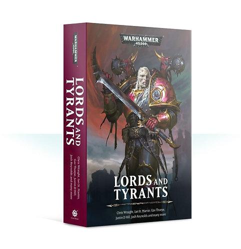 Lords And Tyrants (Pb)