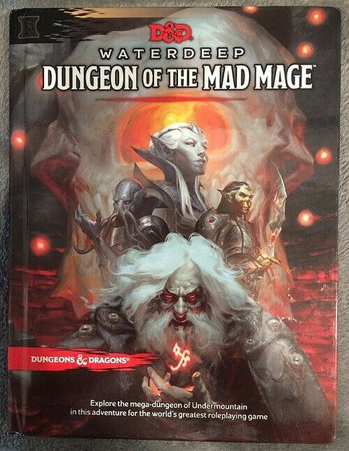 Dungeon of the Mad Mage: Dungeons & Dragons