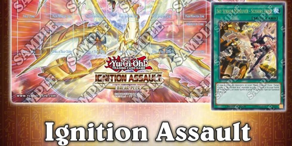 Yu-Gi-Oh Sneak Peak - Ignition Assault