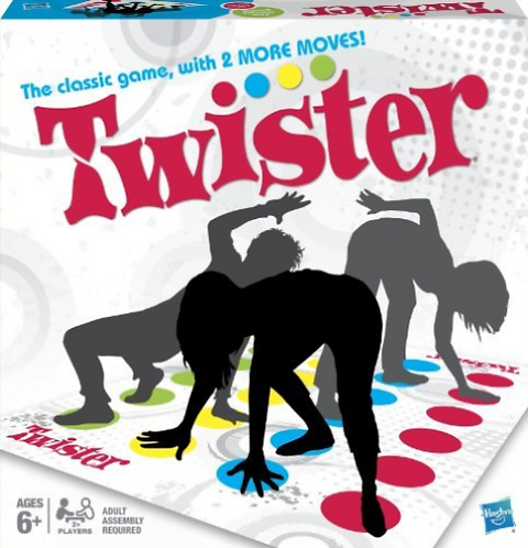 Twister (Refresh)