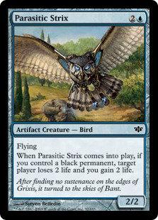 Parasitic Strix