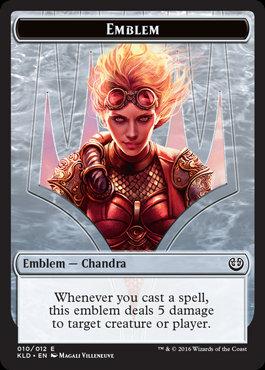 Emblem: Chandra, Torch of Defiance