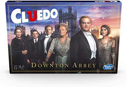 Cluedo Downton Abbey Edition