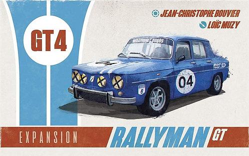 Rallyman GT - Expansion 4