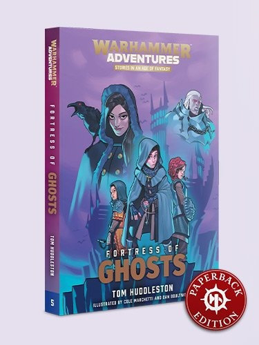 Fortress of Ghosts (Paperback)