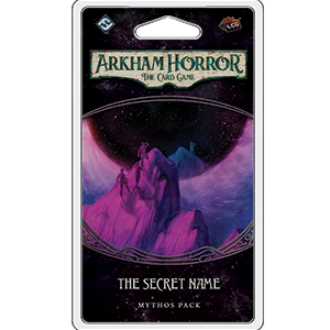 Arkham Horror LCG : The Secret Name (1/6 Circle Cycle)