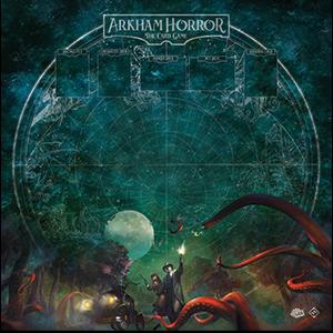 Arkham Horror LCG : Countless Terrors 1–4 Player Playmat