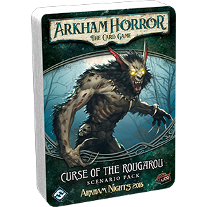 Arkham Horror LCG : Curse of the Rougarou
