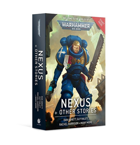 Nexus & Other Stories (Pb) (Gw-Cover)
