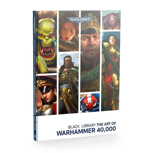 Black Library: The Art Of Warhammer 40000